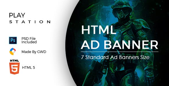 Gaming Ad Banners
