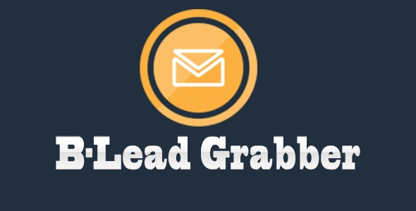 B-Lead Grabber - Grab Leads from Bing - Chrome Extension