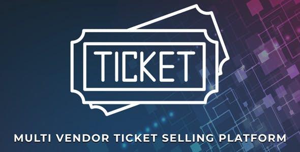 eTicket - Multi Vendor Ticket Selling Platform