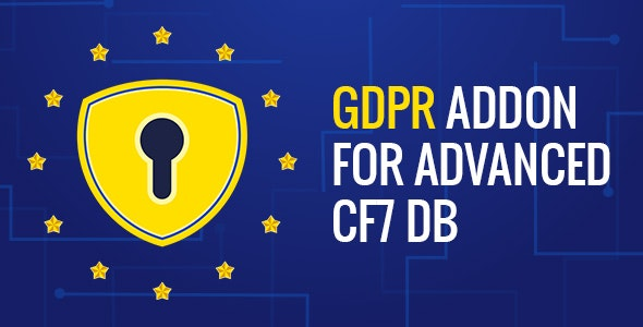 Advanced CF7 DB - GDPR compliant - CodeCanyon Item for Sale