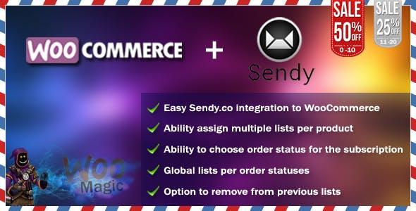 Sendy For Woocommerce