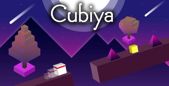 Cubiya-3d games construct2