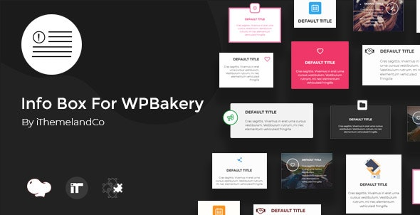 Info Box For WPBakery Page Builder (Visual Composer) by ithemelandco