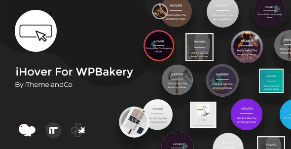 iHover For WPBakery Page Builder (Visual Composer) - CodeCanyon Item for Sale