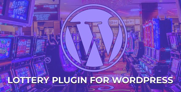 WPLotto - Wordpress Lottery Plugin
