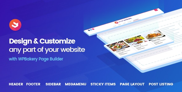 Smart Sections Theme Builder - WPBakery Page Builder Addon by themegusta