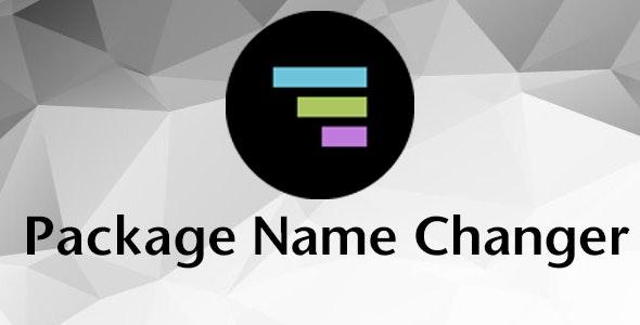 PackageNameChanger