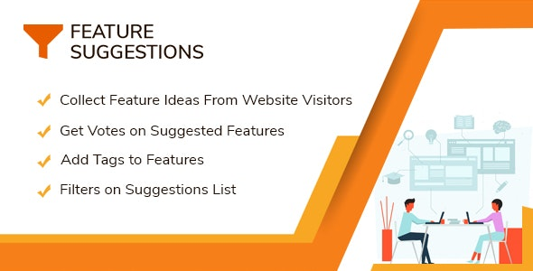 Feature Suggestions - WordPress Plugin to collect & manage suggestions from Website Visitors - CodeCanyon Item for Sale