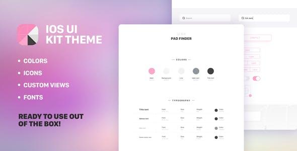 IOS UIKit Theme - CodeCanyon Item for Sale