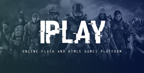 iPlay - Online Flash and HTML5 Games Platform