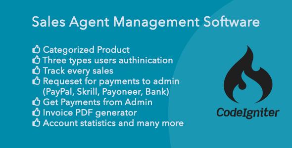 Sales Agent Management System (SAMS)