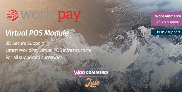WorldPay WooCommerce Payment Gateway