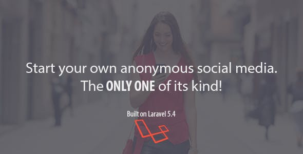 MessageMe - Laravel Anonymous Social Media Script