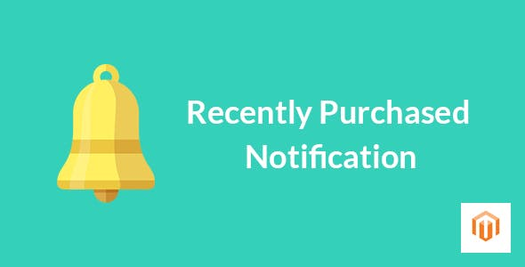 Recently Purchased Notification