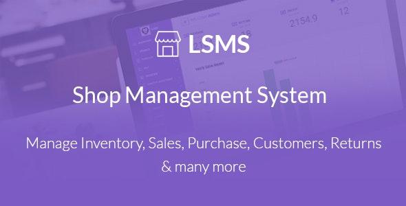 LSMS Shop Management System – 6 June 2021
