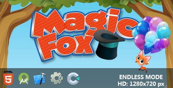 Magic Fox Bubble