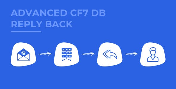 Advanced CF7 DB - Reply Back