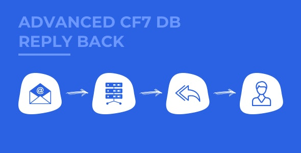 Advanced CF7 DB - Reply Back - CodeCanyon Item for Sale