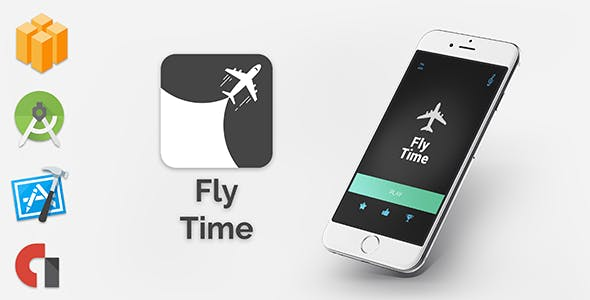 Fly Time - Buildbox - Plane Time