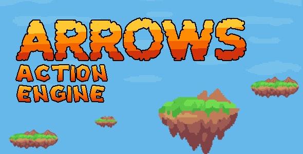 Arrows 2D Platform Action Engine - CodeCanyon Item for Sale