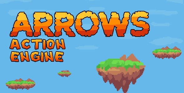Arrows 2D Platform Action Engine