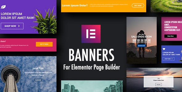 Banners Widgets for Elementor Page Builder