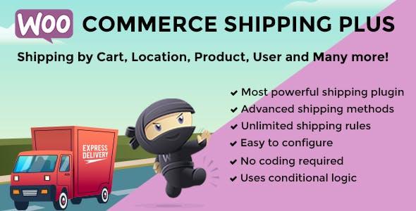 Woocommerce Shipping Plus