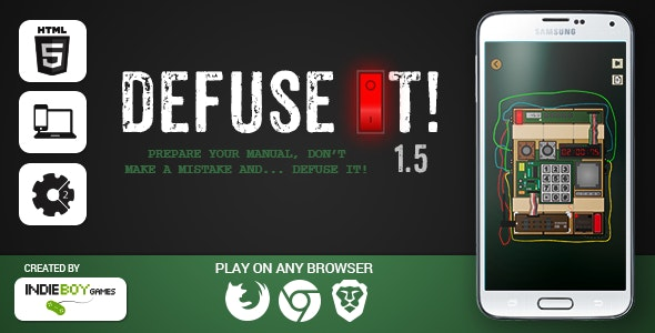 Defuse it! - CodeCanyon Item for Sale