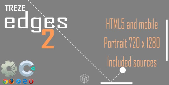 treze-Edges2 - HTML5 Casual Game