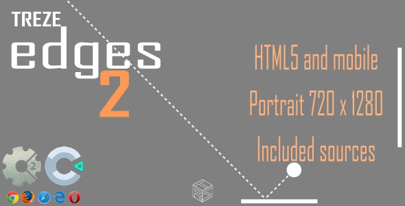 treze-Edges2 - HTML5 Casual Game - CodeCanyon Item for Sale