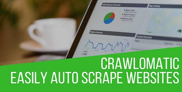 Crawlomatic Multisite Scraper Post Generator Plugin for