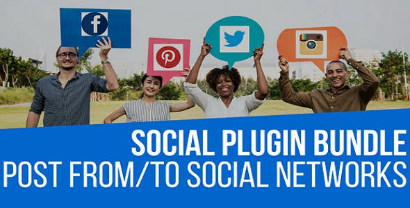 Social Auto Poster WordPress Bundle by CodeRevolution