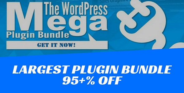 Mega WordPress 'All-My-Items' Bundle by CodeRevolution by CodeRevolution
