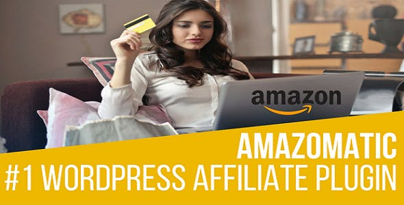 Amazomatic - Amazon Affiliate Post Importing Money Generator Plugin for WordPress - CodeCanyon Item for Sale