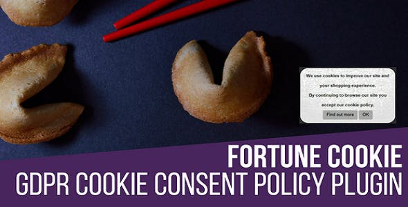 Fortune Cookie Consent Policy WordPress Plugin