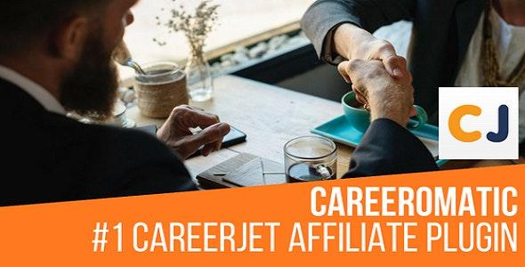 Careeromatic CareerJet Affiliate Job Post Generator Plugin for WordPress - CodeCanyon Item for Sale