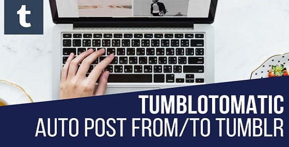 Tumblomatic Automatic Post Generator and Tumblr Auto Poster Plugin for WordPress