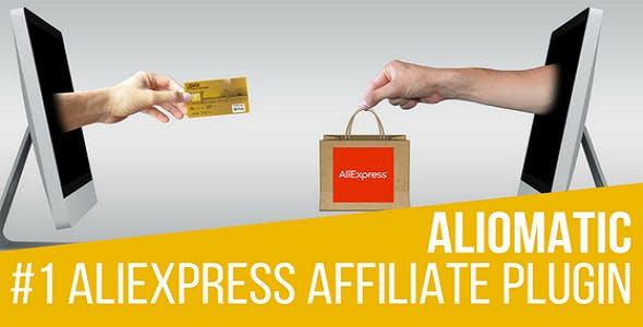 Aliomatic - AliExpress Affiliate Money Generator Plugin for WordPress