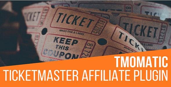 TMomatic TicketMaster Affiliate Post Generator Plugin for WordPress - CodeCanyon Item for Sale