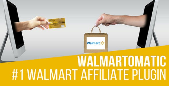 Walmartomatic - Walmart Affiliate Money Generator Plugin for WordPress