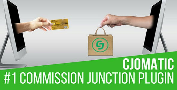 CJomatic - Commission Junction Affiliate Money Generator Plugin for WordPress
