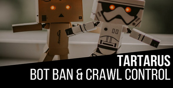 Tartarus Bot Ban & Crawl Control Plugin for WordPress - CodeCanyon Item for Sale