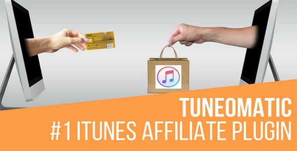 Tuneomatic - iTunes Affiliate Money Generator Plugin for WordPress - CodeCanyon Item for Sale