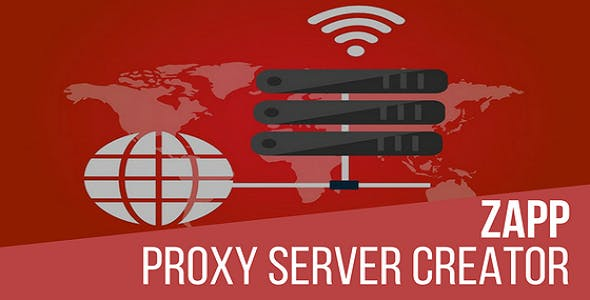 Zapp Proxy Server Plugin for WordPress