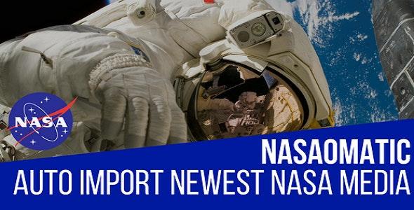 Nasaomatic - Nasa Automatic Post Generator Plugin for WordPress - CodeCanyon Item for Sale