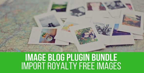 Image Blog Auto Poster WordPress Bundle by CodeRevolution - CodeCanyon Item for Sale