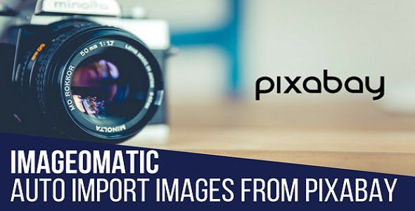 Imageomatic Royalty Free Image/Video Post Generator Plugin for WordPress