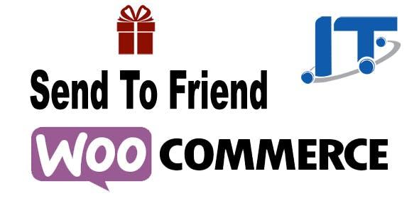 iSend To Friend - Woocommerce