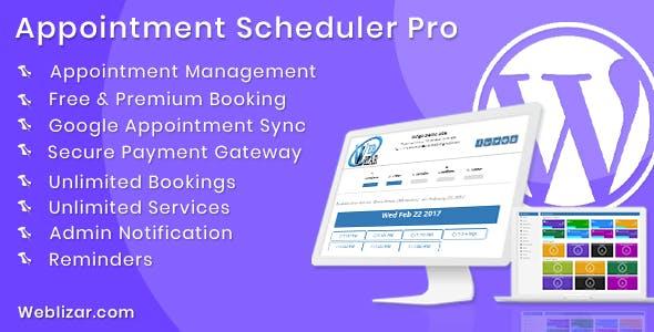 Appointment Schedular WordPress Plugin