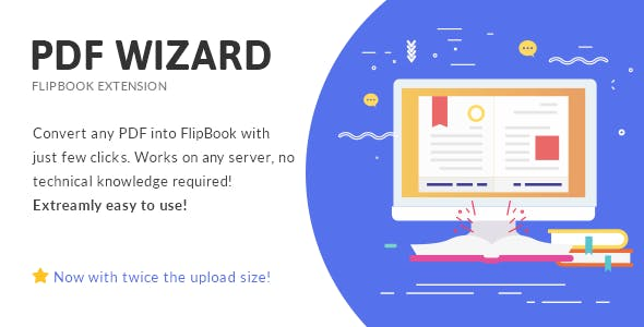 PDF To FlipBook Extension        Nulled